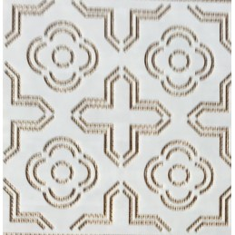 POCHOIR PLASTIQUE 15*15cm : motif fantaisie (87)