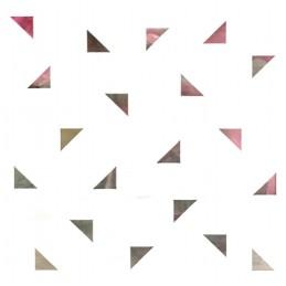 POCHOIR PLASTIQUE 13*13m : motif géométrie (13)