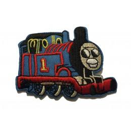 APPLIQUE THERMOCOLLANT : locomotive 6*5cm