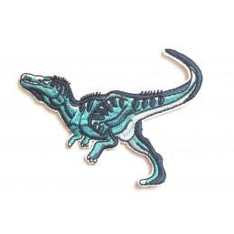 APPLIQUE TISSU THERMOCOLLANT : dinosaure 10*6cm (11)