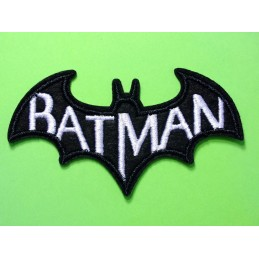 APPLIQUE THERMOCOLLANT : Batman 85 x50mm