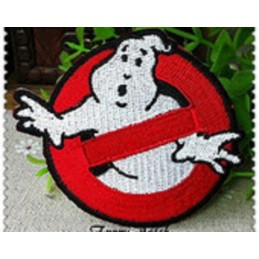 APPLIQUE THERMOCOLLANT : Ghost 80 x70mm