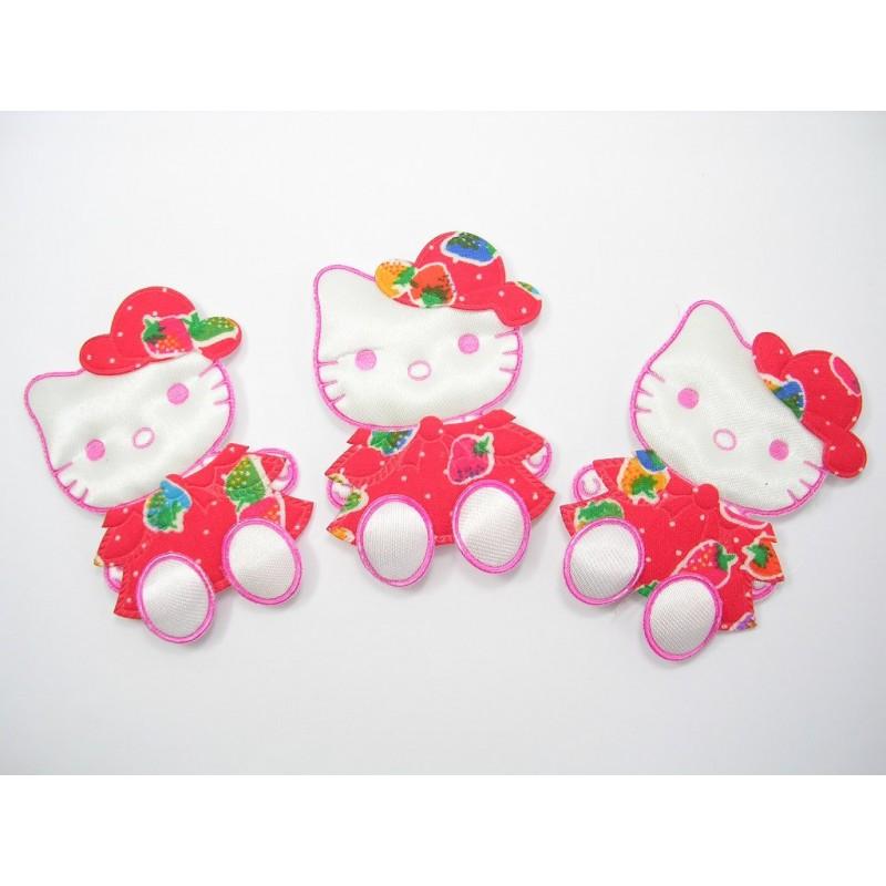 motif fraise