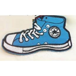 APPLIQUE THERMOCOLLANT : converse cartoon  115*65mm