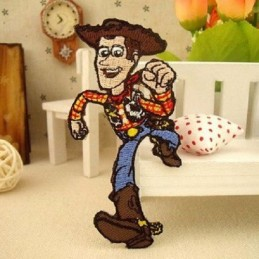 APPLIQUE THERMOCOLLANT : Toy-story