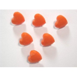 LOT 6 BOUTONS : coeur...