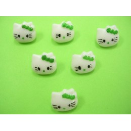 LOT 6 BOUTONS : Kitty...