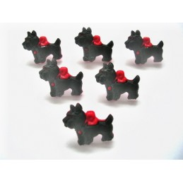 LOT 6 BOUTONS : scottie...