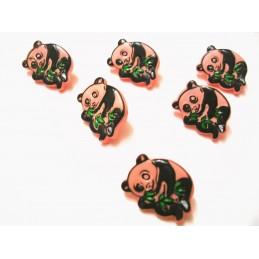 LOT 6 BOUTONS : panda...
