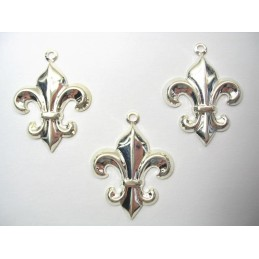 LOT  3 CHARMS METALS :...