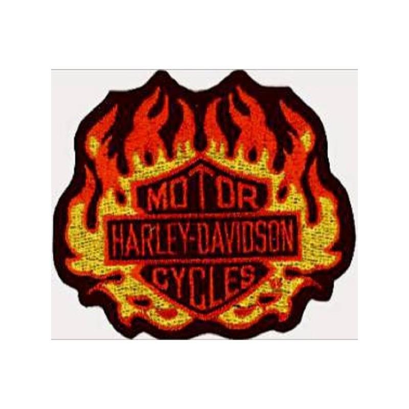 APPLIQUE THERMOCOLLANT : Harley Davidson