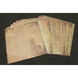 Papier Scrapbooking
