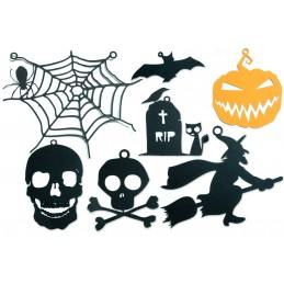 Découpe à suspendre Halloween